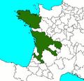 TONK Brittany-Aquitaine location