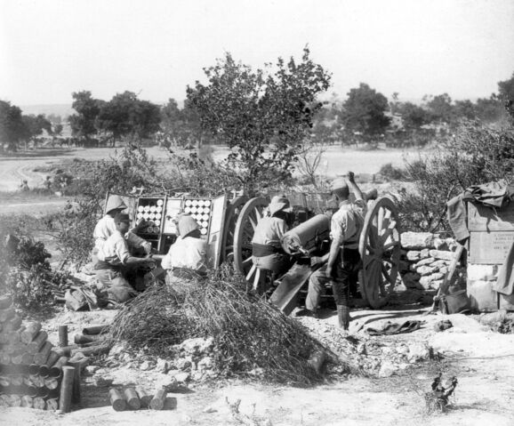 File:French 75 gun at Cape Helles 1915.jpg