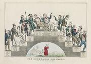 The Drunkard's Progress 1846