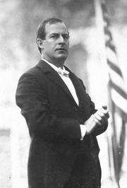 William Jennings Bryan, 1896