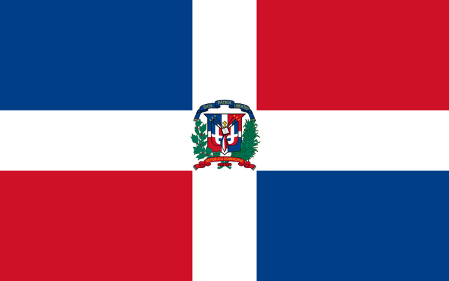 File:Flag of the Dominican Republic.png