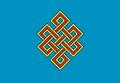 Flag of Tibetan National Reform Party (TNE).png