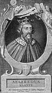 King Aelfredus III