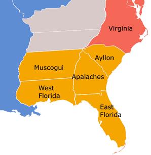 Spanish Florida (Detail) CtG