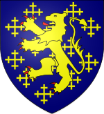 File:Coat Of Arms of the Earldom of Gower.png