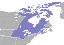 Location Canada (Asian World)