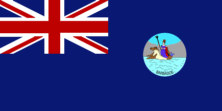 File:Flag of Barbados 1885.png