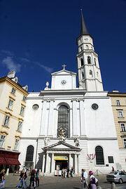 St. Michael's Church Vienna 1