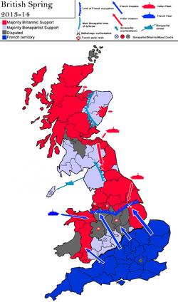 NAV British Spring