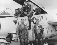 President McCain Squadron 1965