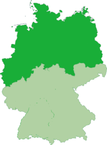 NorthGermanyMapUCA