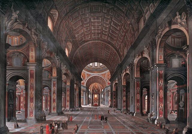 File:800px-Interior of St Peter's Rome.jpg