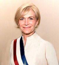 Evelyn Matthei Presidenta