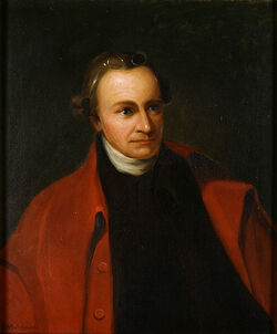 Patrick Henry official portrait