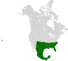 AMP Location of the Confederate States of America