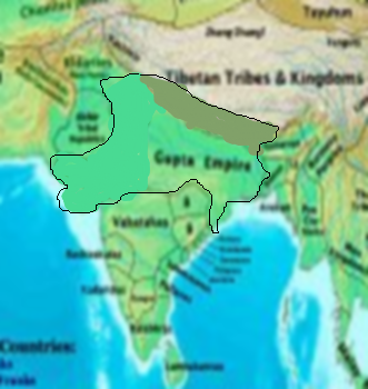 Bharati Empire418Map