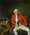 King George III of England by Johann Zoffany