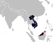 South East Asia (Dawn of War)