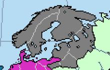 Locale of Teuton Confed