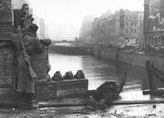 Soviet Soldiers in Berlin