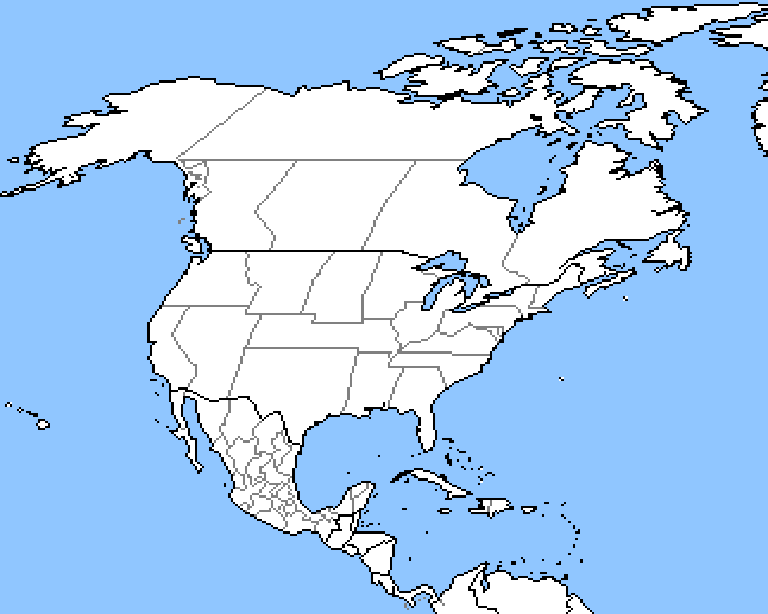 Image States OfAmerica Base Map North Americapng Alternative - North america map with states