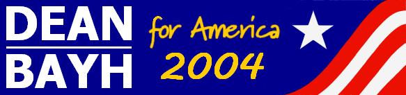File:President Dean-Bayh Ticket 2004 Logo.PNG