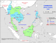 AH The Great Khmer Empire - 1549