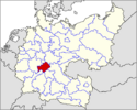 CV Map of Main-Franconia 1945-1991