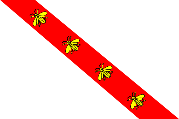 File:Flag of the Princedom of Elba.png