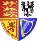 CoA Of The United Kingdom of Britain, Ireland and Germany