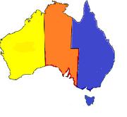 3 states australia