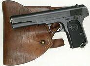 Balkan pistol