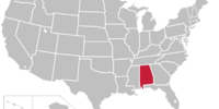 Alabama (Divergence Factor -0.229)