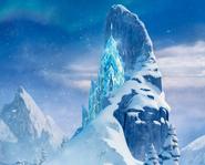 Frozen Castle by Kristjan Pāavö