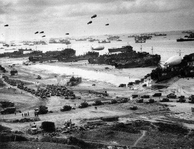 File:Normandy Beachhead.jpg