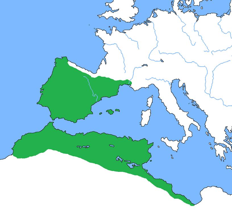 Moorish-kingdom