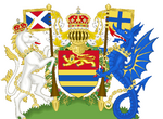 Coat of Arms of Wessex (The Kalmar Union)