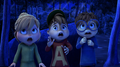 Brittany, Alvin and Simon in Dragon Dad.png