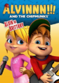 Alvin vs Brittany DVD Front Cover.png