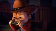 Alvin and his Harmonica