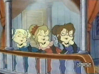 The Chipettes - Proud Marry