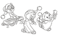 The Chipmunks Musical Christmas colouring page.png