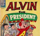 Alvin For President (Comic)
