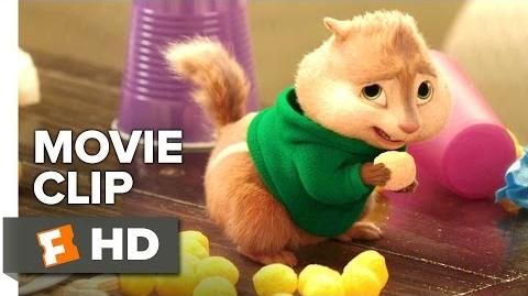 Alvin and the Chipmunks The Road Chip Movie CLIP - Party's Over (2015) - Movie HD