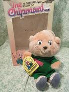 Chipmunks ideal plush theodore