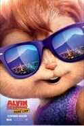 Alvin and The Chipmunks The Road Chip Character Poster 05