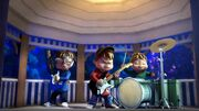 Chipmunks (performance)