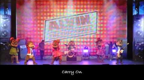 Carry On - The Chipmunks