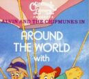 Around the World with the Chipmunks (VHS)
