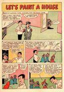 Alvin Dell Comic 1 - Let's Paint A House